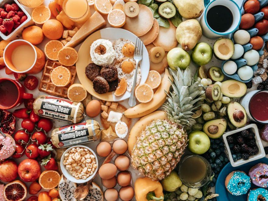 Un mundo de alimentos artificiales